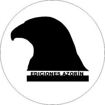Ediciones Azorín ediciones amaniel Ediciones Amaniel. Publicar un libro. LogoAzorinInterirorlibro 350x350
