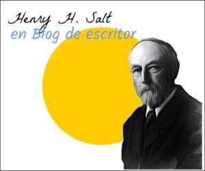 la lÓgica del vegetarianismo LA LÓGICA DEL VEGETARIANISMO. HENRY. S. SALT Henry H Salt en blog de escritor 300x250